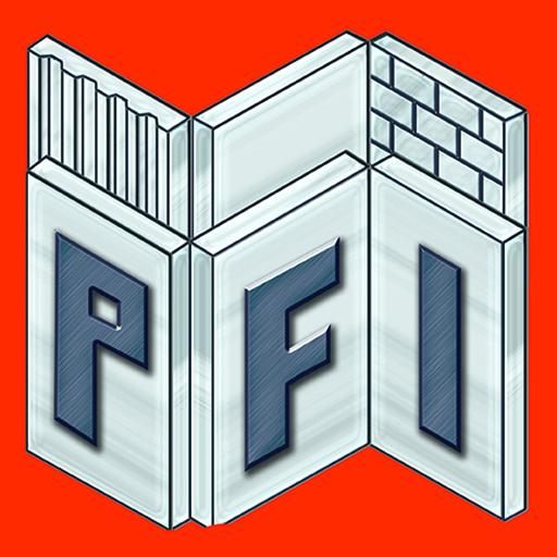 precast concrete forms logo