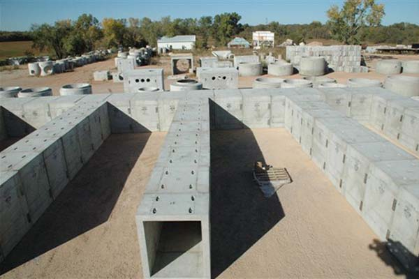 concrete precast castings